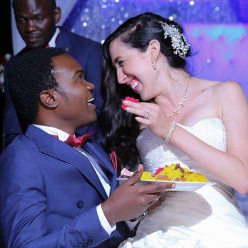 Collins Weds Sophia Aimee