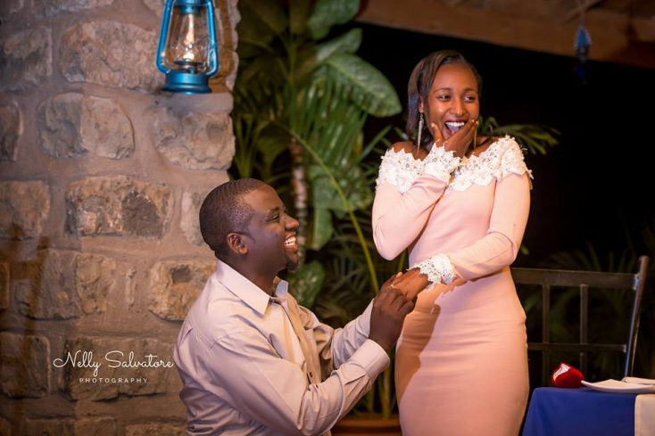 Ambrose proposes to Patience