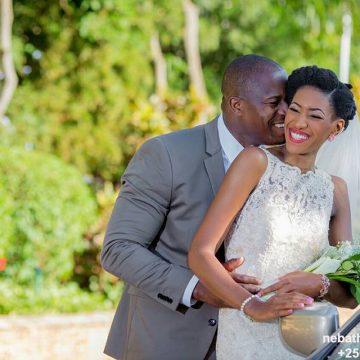 Franc weds Rechael