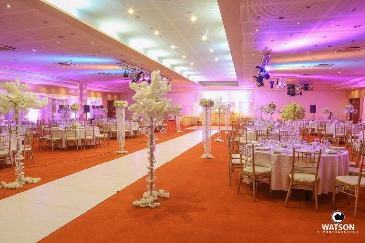 Victoria Ball Room at Munyonyo Commonwealth Resort