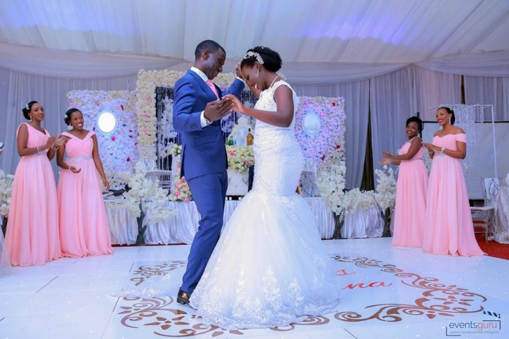 Dr. Denis weds Anna