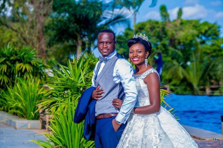Frank weds Shivan