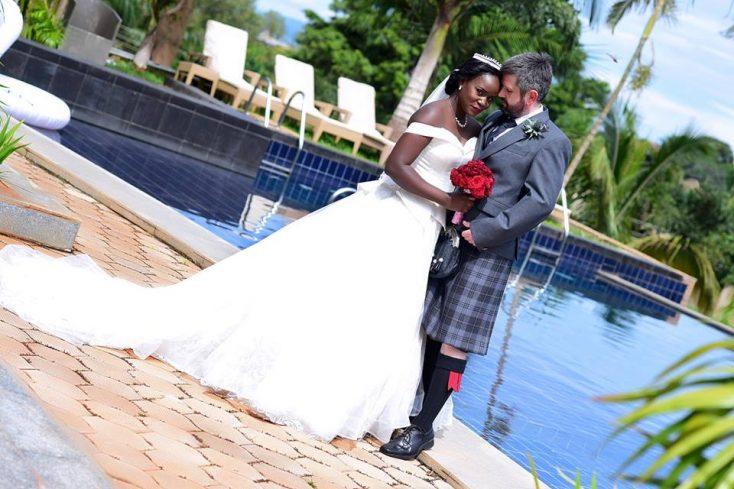 Michael weds Hellen