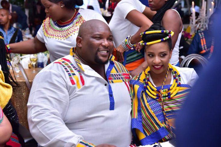 Ramaphosa and Bridget