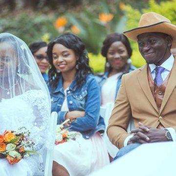 Jeduthun Mktsa weds Doreen Kananu