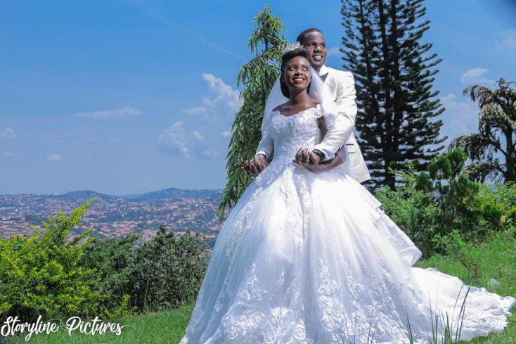 Sam weds Jovia - Mikolo