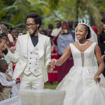 Yozefu weds Jennifer-Mikolo