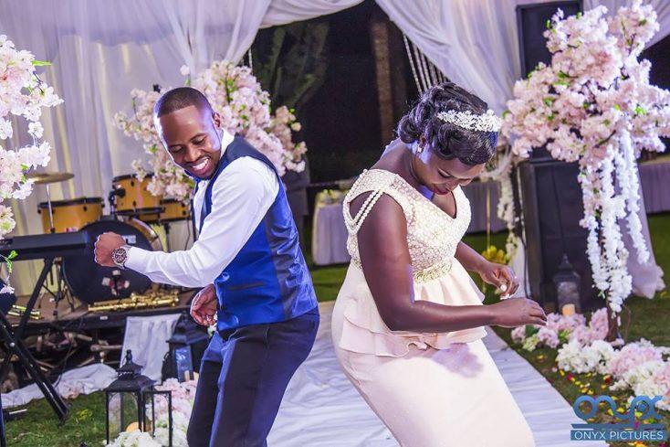 Brian weds Harriet - Mikolo