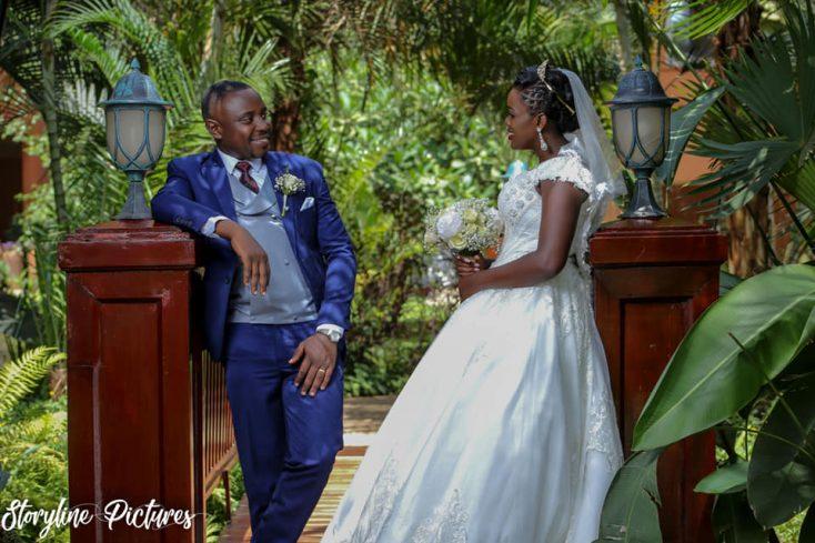Derrick weds Irene - Mikolo