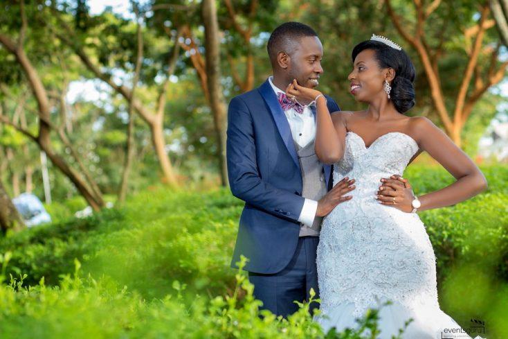 Collins weds Shereen via mikolo.com