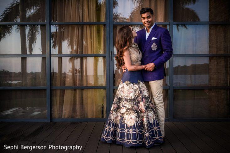 Rupa and Andrew's destination wedding via mikolo.com