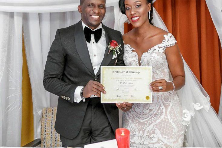 Wedding Album: Christabel and Edwin's Most Exclusive Wedding Photos