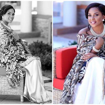 Merian's kukyala bridal portraits via mikolo.com