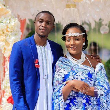 Brenda introduces Nicholas Bamulanzeki via mikolo.com