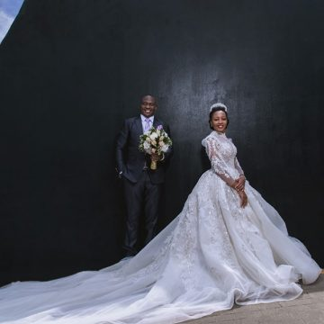 Mwebaza weds Brenda via mikolo