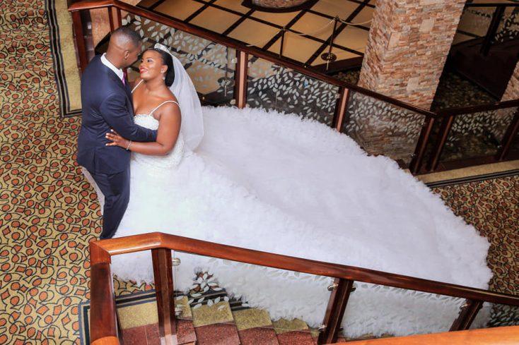 Emma weds Brenda via mikolo