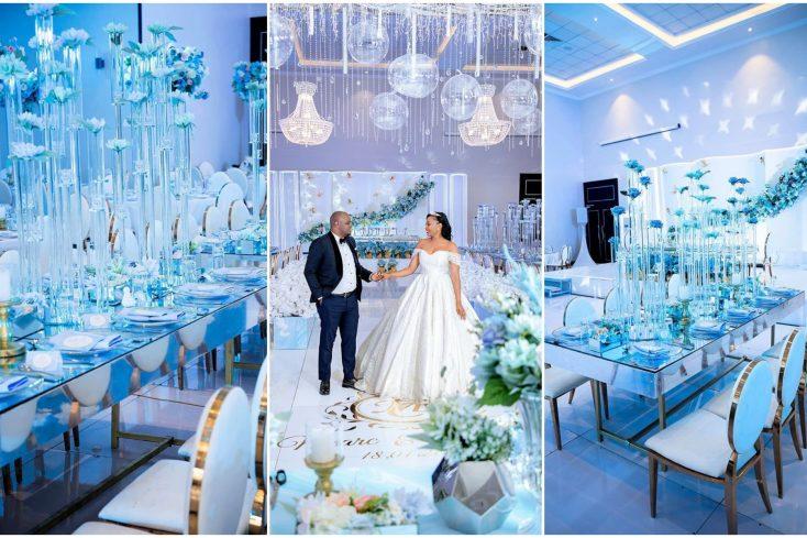 Mark weds Cynthia via mikolo