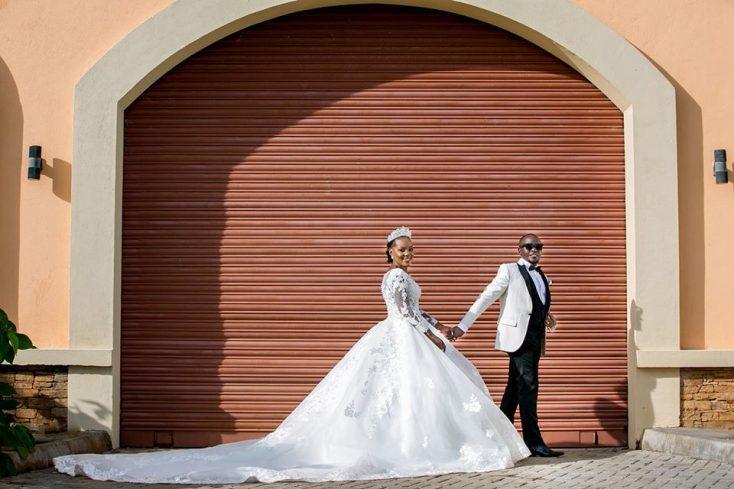 Marvin weds Bridget via mikolo