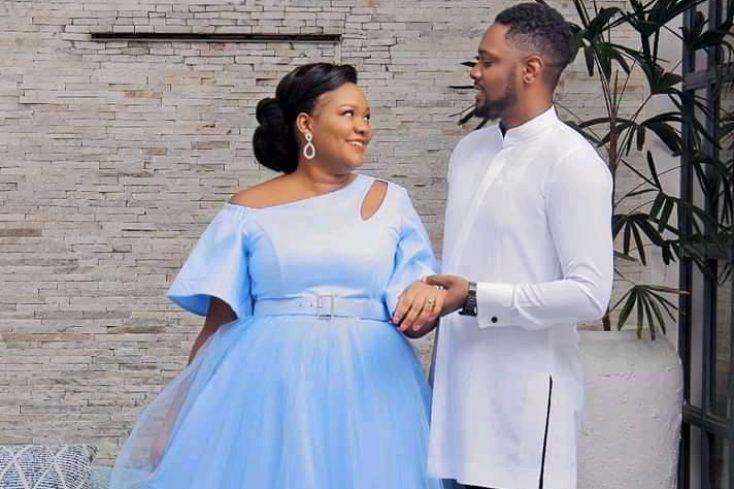 Victoria Nkinzi & Gareth Onyango via mikolo