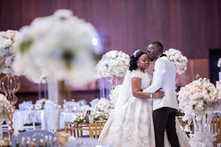 Lubwama Stephen weds Najjemba Brendah