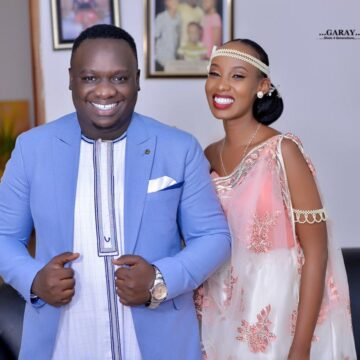 Muganwa Doreen and Muwonge Marlon's Kukyala