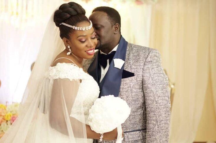 Pastor Steven Mutesasira weds via mikolo