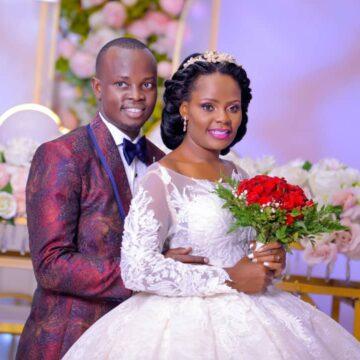 Emmanuel Mwawula weds Brendah via mikolo