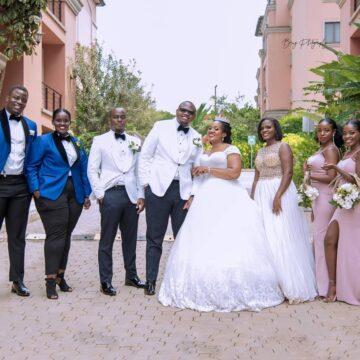 Mathias Sebuuma weds Eva Namanya via mikolo