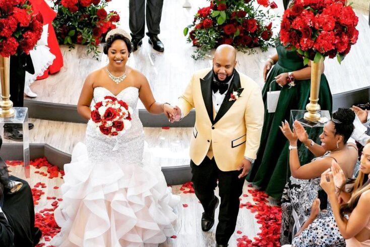 Anthony Philip weds Princess Komuntale - Mikolo