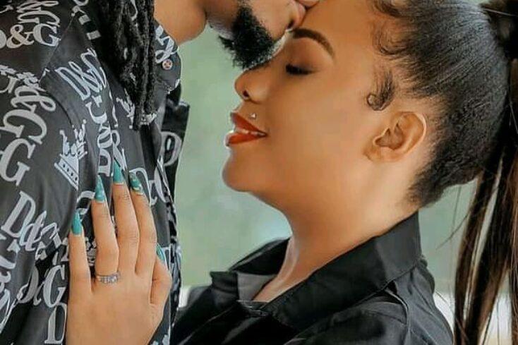 Asha Panda proposes to Bad Black via mikolo