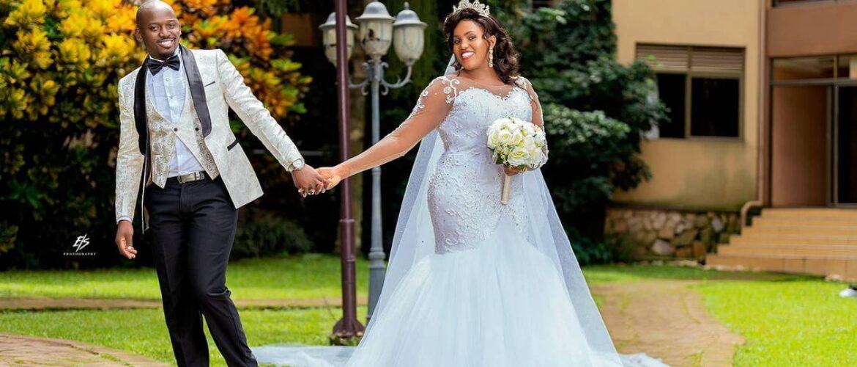 Freddie Sembatya weds Justine Birungi via mikolo