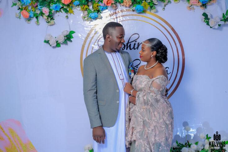 Saphira Rweizire & John Cliff Wamala via mikolo