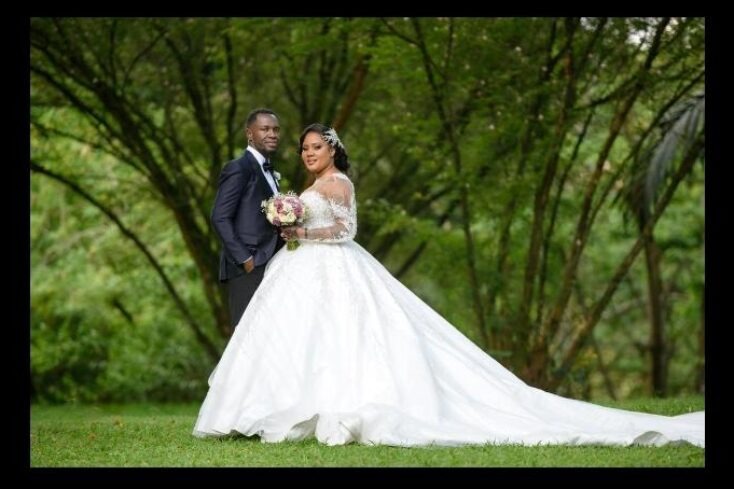 Nubian Li weds Gloria Mutoni Salha