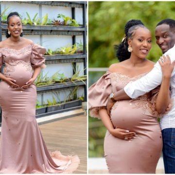 Pastor Edwin Musiime & Christabell expecting
