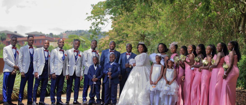 Ponsiano Lwakataka weds Rose via mikolo